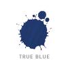 צבע לשיער ללא חמצן כחול