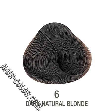 צבע לשיער ללא PPD בסיס בלונד כהה