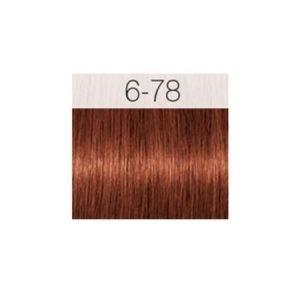 צבע לשיער בלונד כהה נחושת אדום 6-78 שוורצקוף