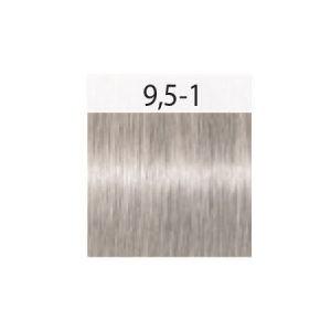 צבע לשיער בלונד פסטל אפור 9.5-1 שוורצקוף