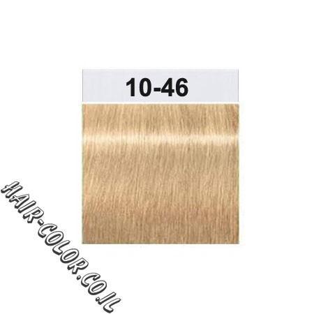 צבע לשיער בלונד שטני אדום 10-46 שוורצקוף