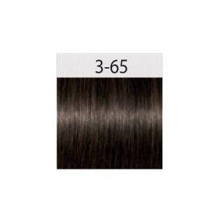צבע לשיער חום כהה שוקולד זהב 3-65 שוורצקוף