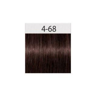 צבע לשיער חום שוקולד אדום 4-68 שוורצקוף
