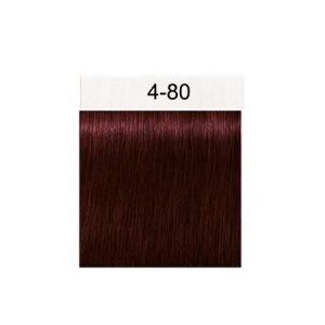 צבע לשיער חום אדום אינטנסיבי 4-80 שוורצקוף