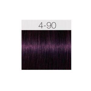 צבע לשיער חום סגול אינטנסיבי 4-90 שוורצקוף