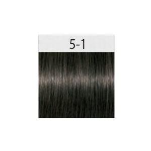 צבע לשיער חום בהיר אפור 5-1 שוורצקוף