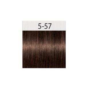 צבע לשיער חום בהיר זהב נחושת 5-57 שוורצקוף