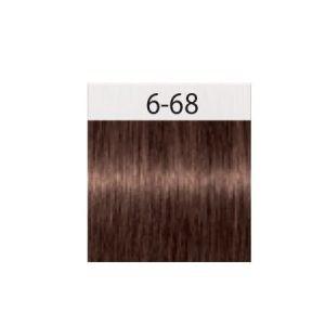 צבע לשיער בלונד כהה שוקולד אדום 6-68 שוורצקוף