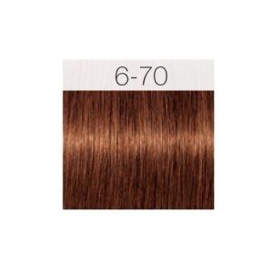 צבע לשיער בלונד כהה נחושת אינטנסיבי 6-70 שוורצקוף