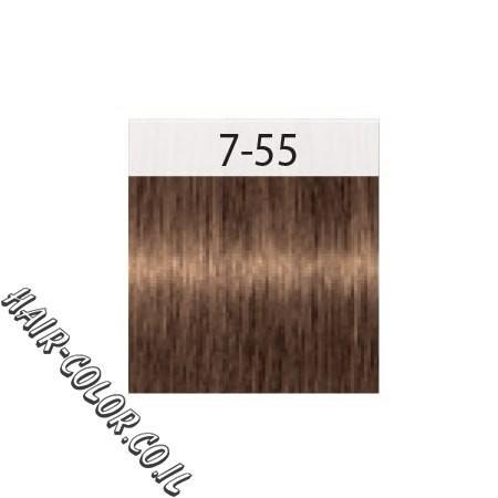 צבע לשיער שטני זהב 7-55 שוורצקוף