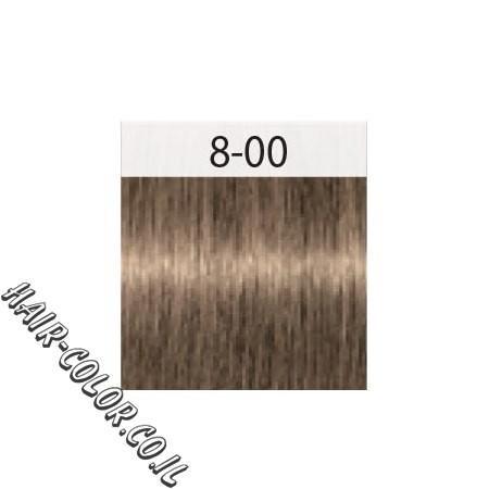 צבע לשיער בלונד כיסוי לבן קריסטלי 8-00 שוורצקוף