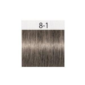 צבע לשיער בלונד אפור 8-1 שוורצקוף