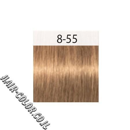 צבע לשיער בלונד זהב 8-55 שוורצקוף