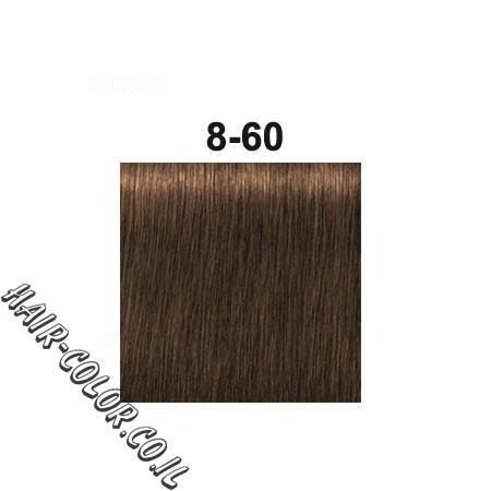 צבע לשיער בלונד שוקולד אינטנסיבי 8-60 שוורצקוף