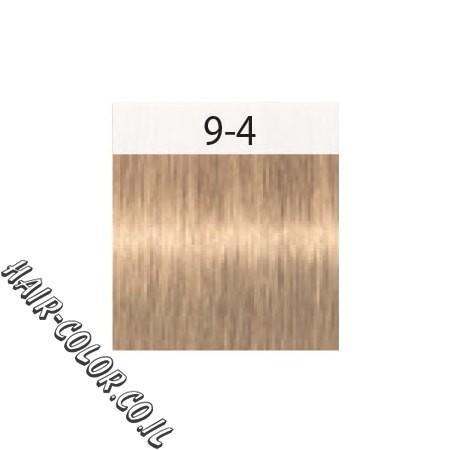 צבע לשיער בלונד שטני 9-4 שוורצקוף