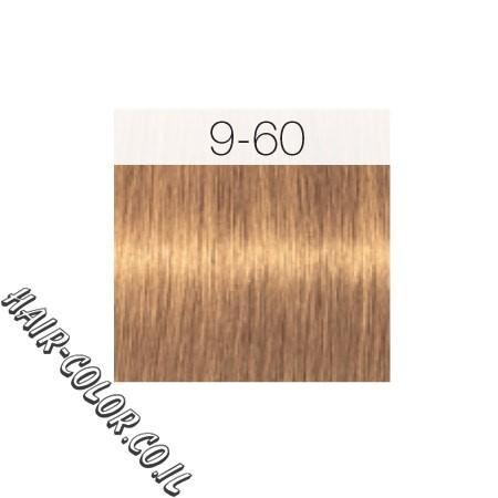 צבע לשיער בלונד בהיר שוקולד אינטנסיבי 9-60 שוורצקוף