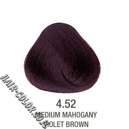 צבע לשיער ללא PPD חציל 4.52