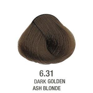 צבע לשיער ללא PPD שקד חום 6.31