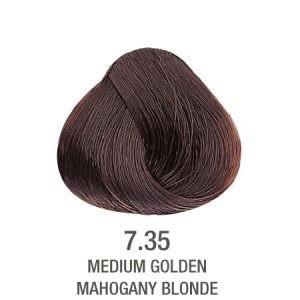 צבע לשיער ללא PPD אגוז 7.35