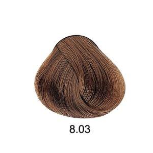 צבע לשיער ללא PPD שטני זהב 8.03